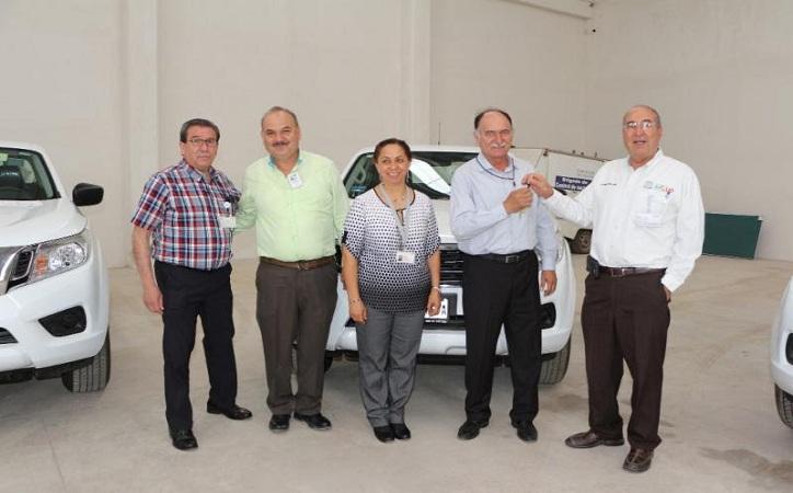 Fortalece Godezac alcance de brigadas móviles de salud con vehículos nuevos