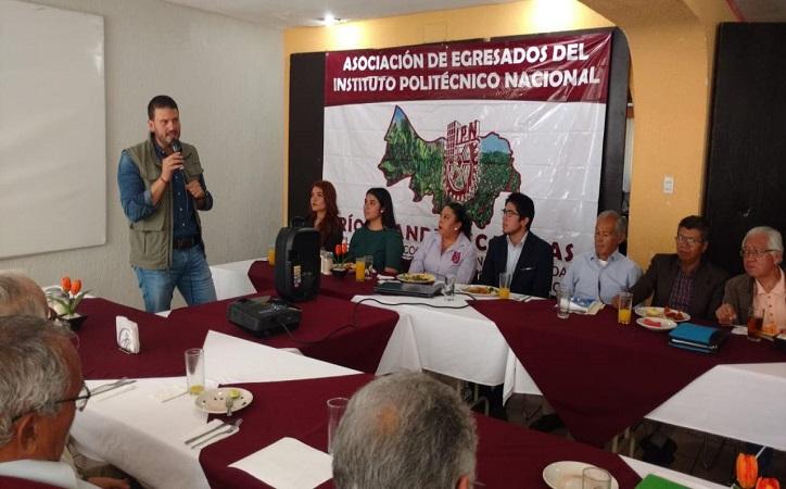 Agua uno de los ejes principales en el proyecto de Cuauhtémoc Calderón