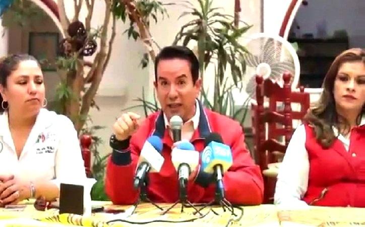 Medrano acusa a José Haro de operar contra el PRI en Fresnillo