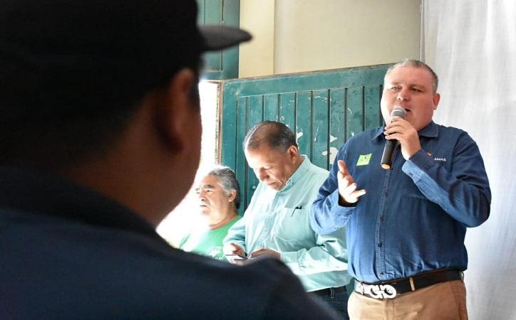 Urge un acuerdo por la paz y la justicia en Zacatecas: Salvador Llamas