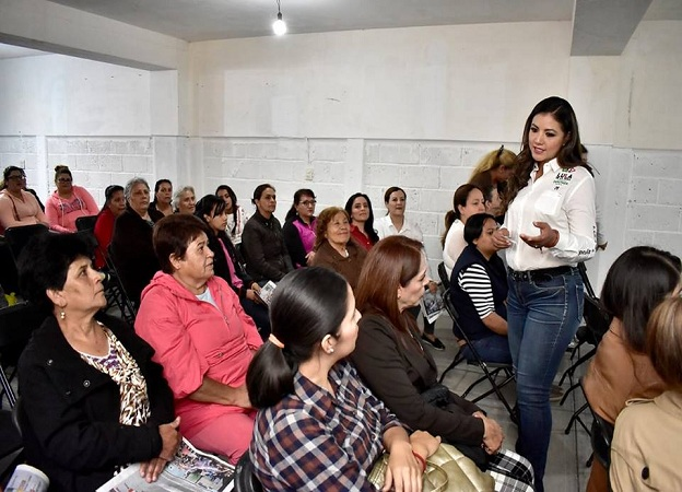"""""""Las mujeres serán mi prioridad"""": Lula de la Rosa"""