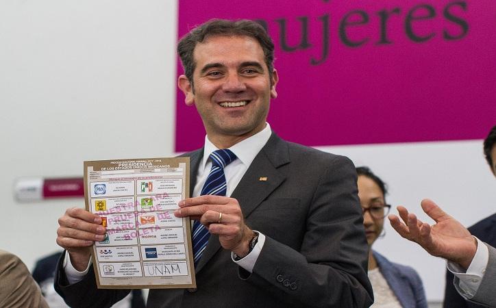 Partidos impugnan acuerdo de INE que permite votar con sobrenombres