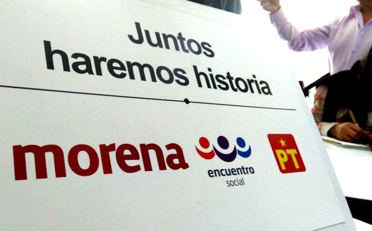 Juntos Haremos Historia encabeza preferencias electorales en Zacatecas según nueva encuestadora