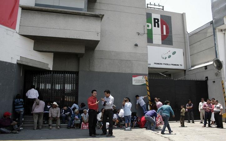 PRI encabeza la lista de acusaciones por compra y coacción del voto