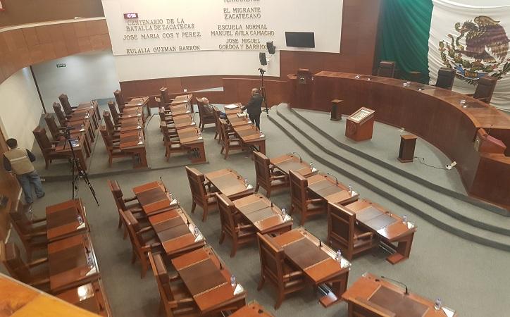 Asignación de 10 curules plurinominales para mujeres conforme a Derecho: IEEZ