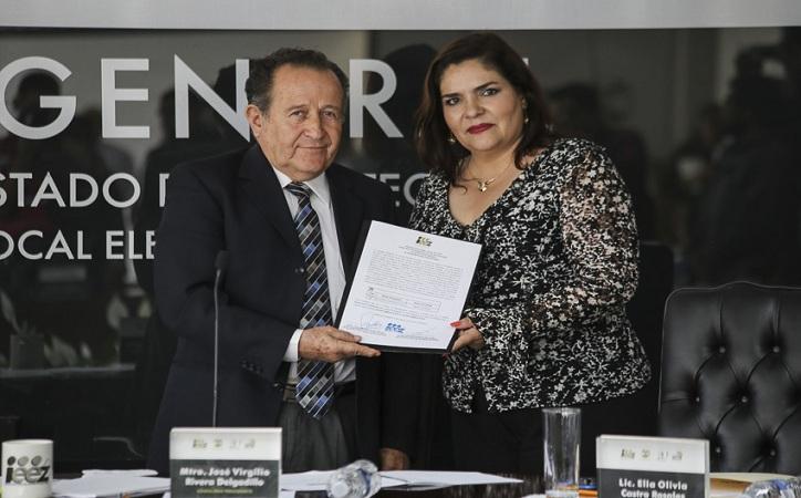 Modifica Ieez asignación de diputaciones plurinominales para dar paridad de gènero