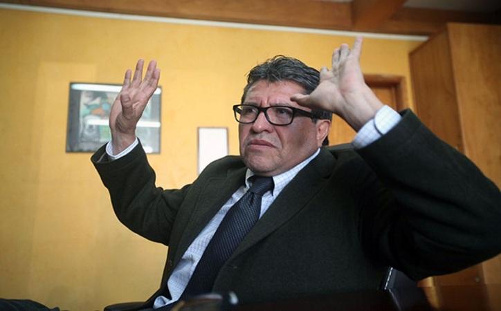 Acusan que Monreal impone allegada en Unidad de Género en el Senado