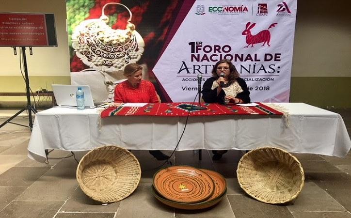 Celebran en Zacatecas el Primer Foro Nacional de Artesanías