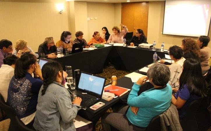 Promueve Godezac diálogo con organizaciones civiles para atender violencia feminicida en Zacatecas