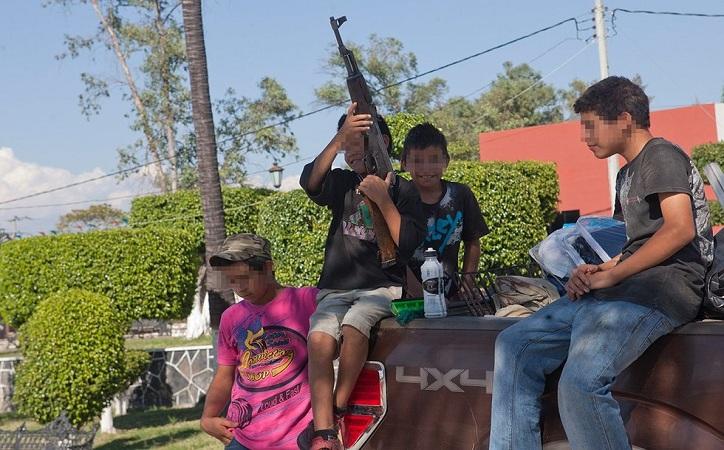 Reclutan cárteles a 460 mil niños en México: Durazo