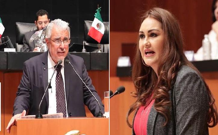 Senadores zacatecanos presidirán comisiones de Administración, Agricultura y Minería