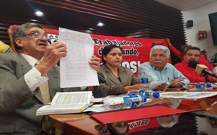 Que Tello se retracte sobre declaraciones en relación a mina San Martín