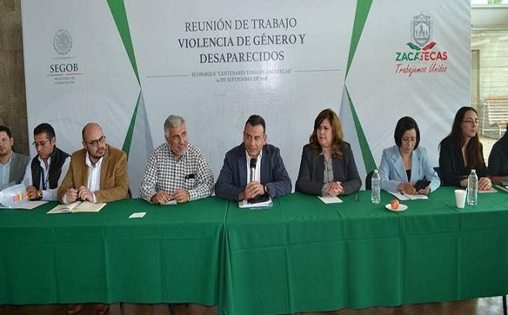 Acuerdan crear Comisión de Búsqueda de Personas Desaparecidas