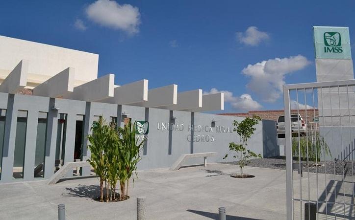 Goldcorp dona clínica al IMSS en Cedros, Mazapil; beneficiará a más de 2 mil habitantes