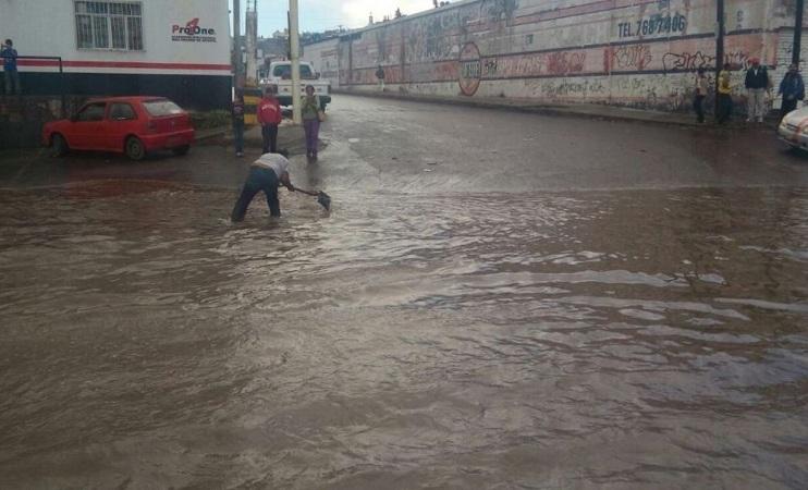 3 municipios recibirán recursos de Fonden ante lluvias severas