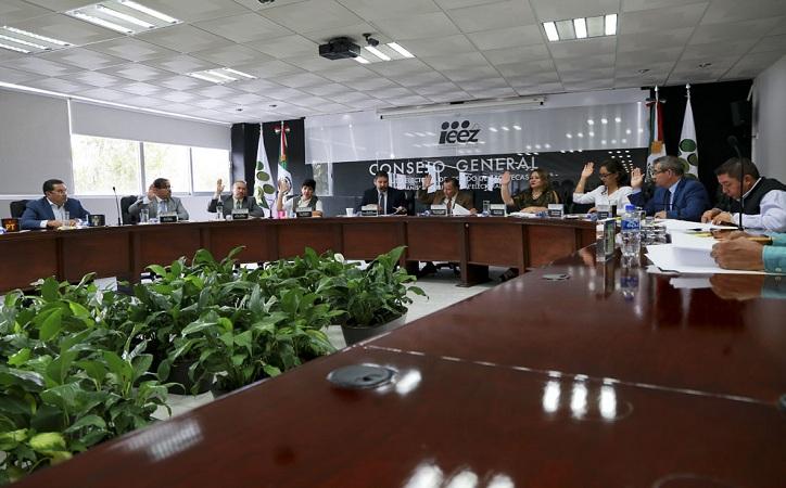 64 mdp podrían obtener partidos políticos en Zacatecas para 2019