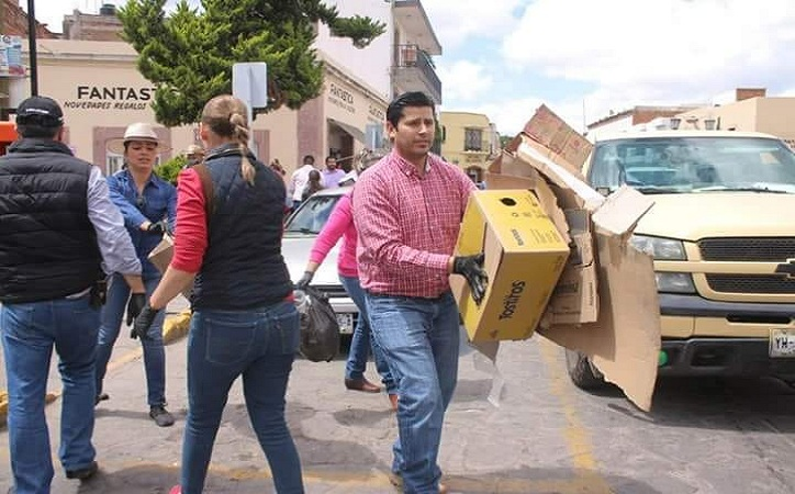 La basura en Guadalupe… y una estrategia inútil