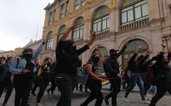 "2 de octubre se conmemora en Zacatecas, ""ni perdón ni olvido"""