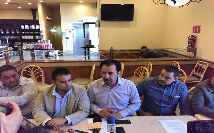 9 alcaldes piden apoyo a Tello ante crisis financiera