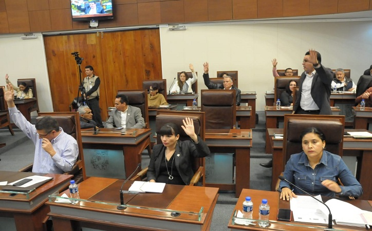 Se reparten comisiones en la LXIII Legislatura
