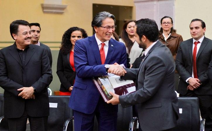 Ayuntamiento de Zacatecas y Kazajistán estrechan lazos