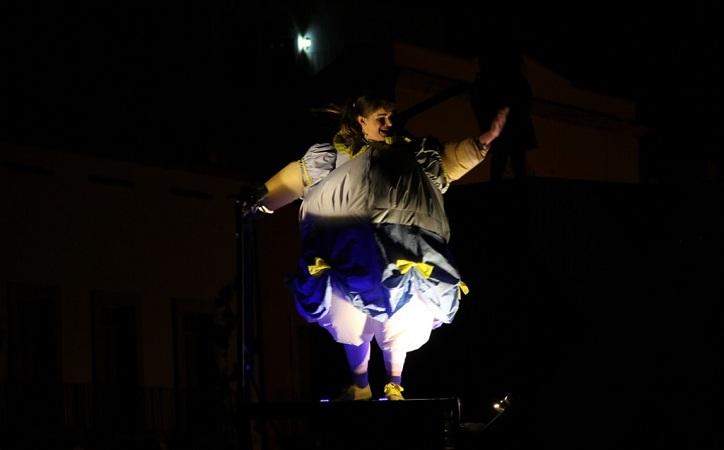 Theater Titanik abre Festival Internacional de Teatro de Calle