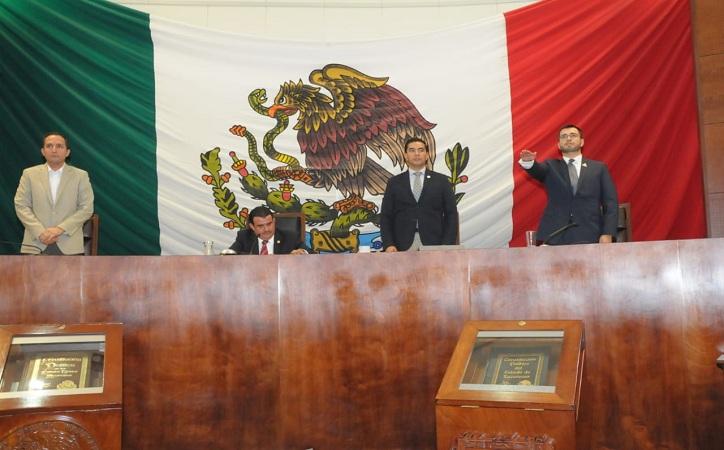 Comparece Secretario General de Gobierno ante LXIII Legislatura