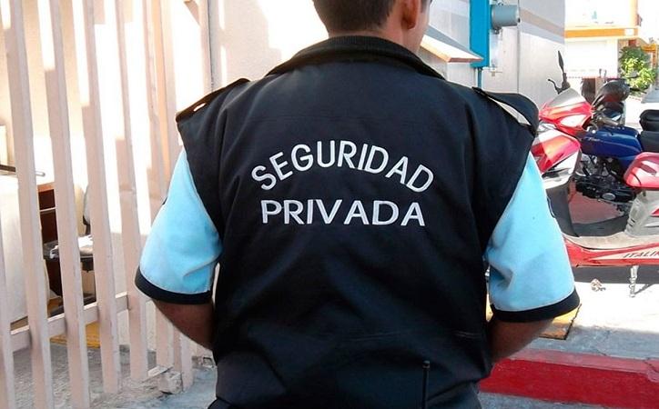 Godezac revisará operación de empresas de seguridad privada