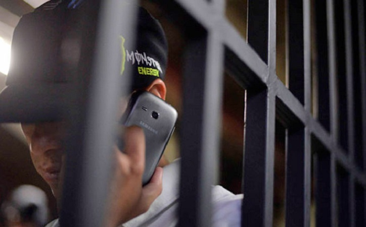 10 mil llamadas de extorsión al día proceden de penales