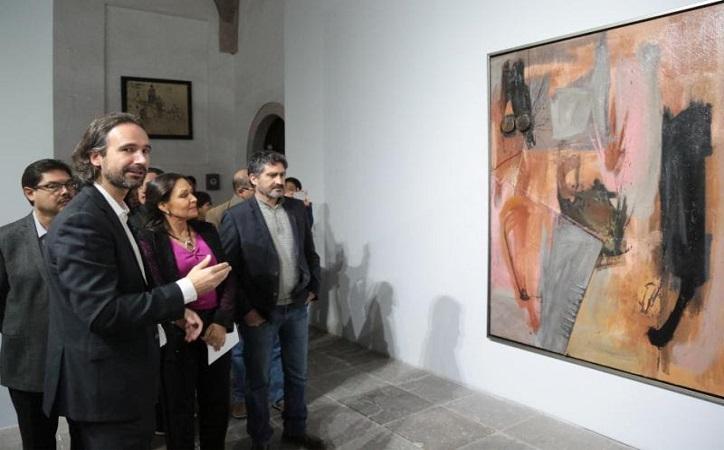 "Abren exposición ""Nunca Fuimos Contemporáneos"", de XIII Bienal Femsa"