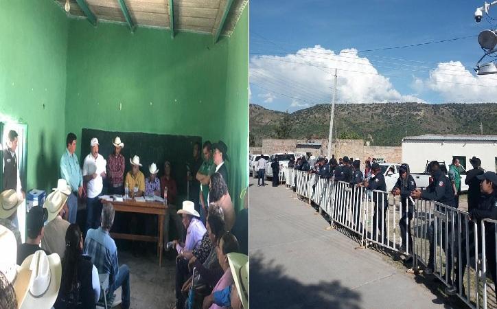 Presa Milpillas avanza afirma Godezac; activistas contradicen versión oficial