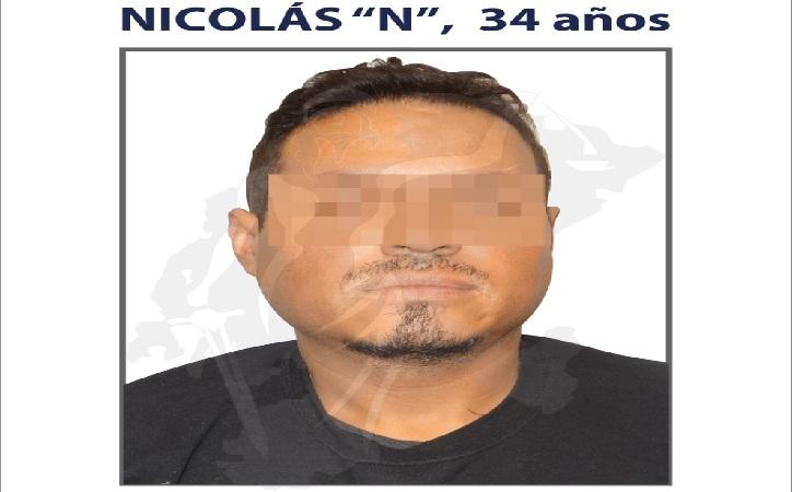Detienen a presunto asesino de Maribel en Ojocaliente