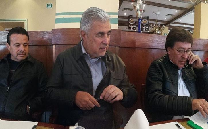 Ganaderos fresnillenses se deslindan de Cuauhtémoc Rayas y piden a Tello que PEP deje de extorsionarlos