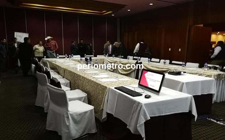 Le cancelan a Tello reunión con legisladores federales