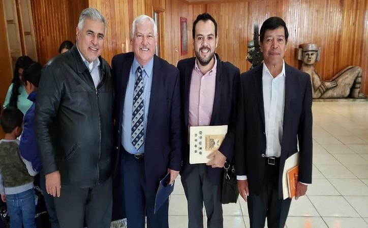 En representación de todos los alcaldes del país, Ulises Mejía Haro propone alternativas para el desarrollo rural