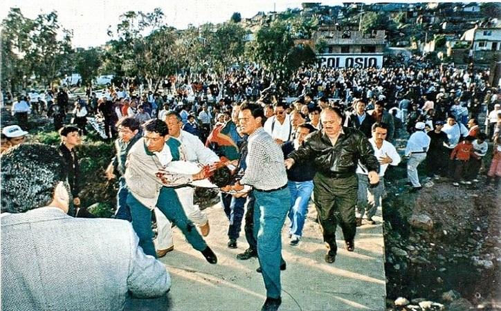 24 años después, PGR libera el video del asesinato de Colosio