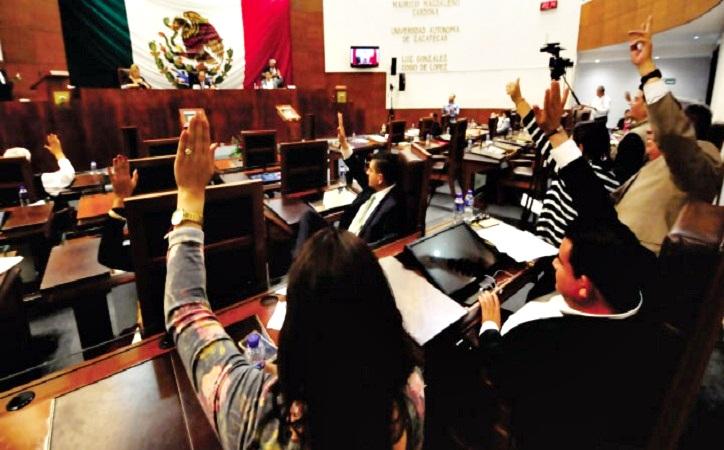 SCJN anula paquete económico 2018 de Zacatecas, controversia había sido presentada en 2017 por MORENA, PT, PRD y PES