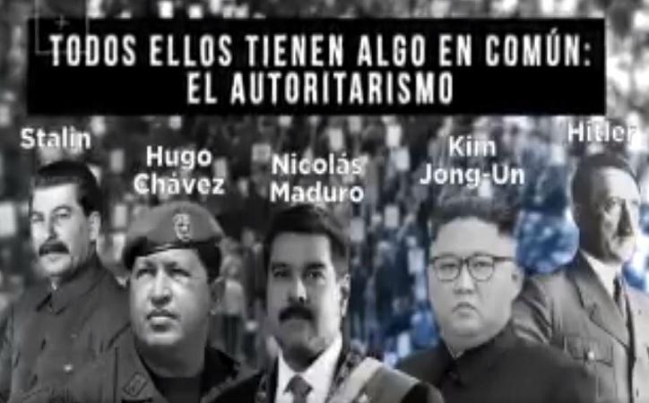 PAN compara a AMLO con Stalin, Hitler y otros