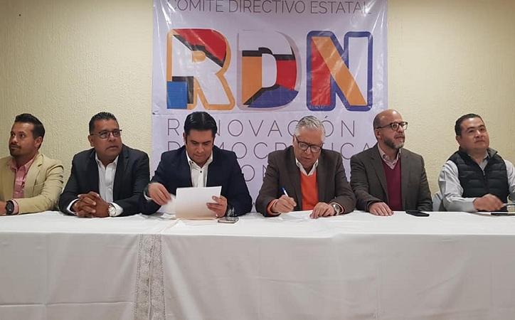 RDN, una agrupación más en busca de impunidad y negocio