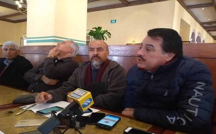 Respaldan líderes partidistas estrategia para combatir el robo de combustible en el país