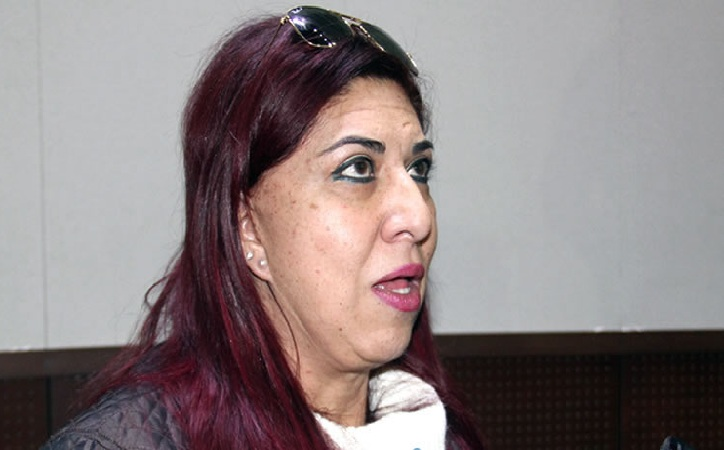 Soledad Luévano, la improductiva senadora zacatecana