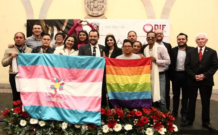 Habrá matrimonios igualitarios en Zacatecas: Ulises Mejía