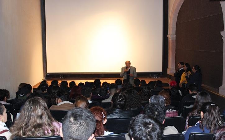 Presenta en Zacatecas director de la Cineteca Nacional estreno del cineasta Spike Lee