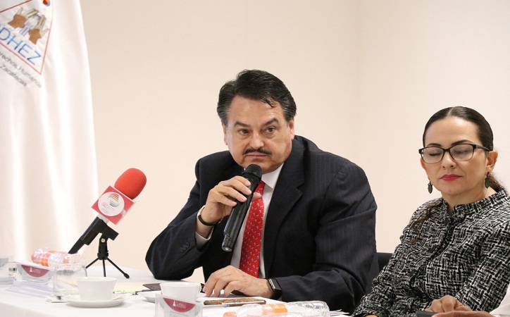 Desde Zacatecas, pide Femat que no se satanice a los migrantes