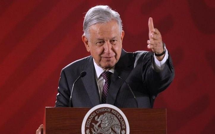 AMLO niega injerencia en elección interna del PRI