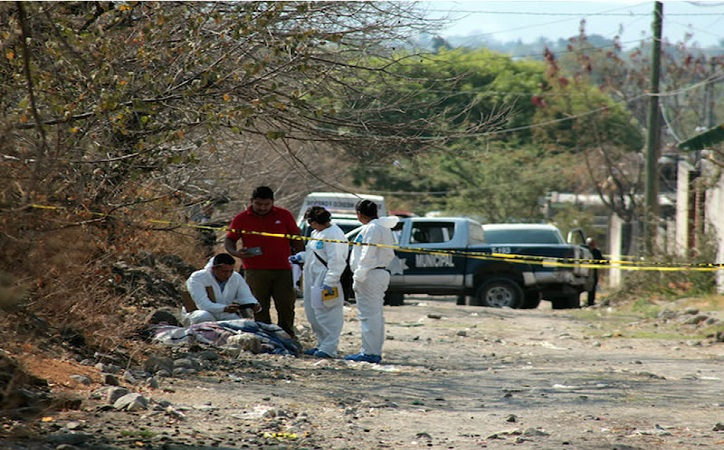 Durante gobierno de AMLO van 5 mil 699 asesinatos en el país