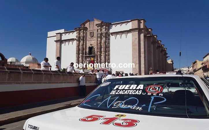 """""""Que chingue a su madre la ciudadanía… líderes nacionales si desmadran al Gobernador…"""": taxista convoca a manifestación en Zacatecas [audio]"""