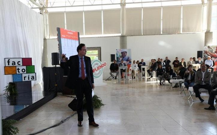Que se han generado 20 mil empleos, meta cumplida a mitad del quinquenio: Bárcena