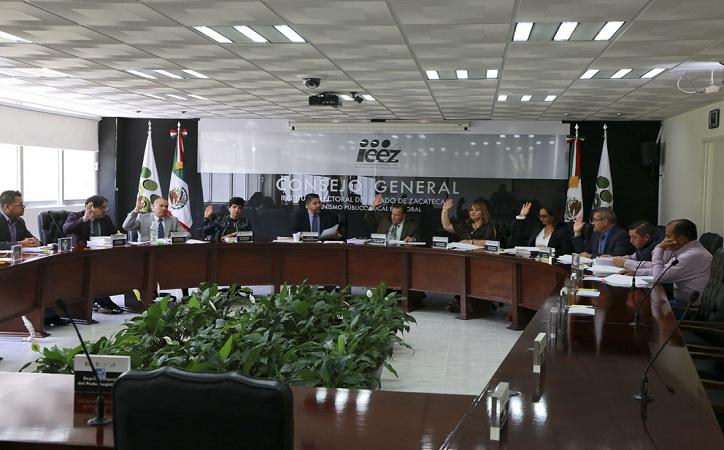 Ieez niega registro a Encuentro Social Zacatecas como partido político local