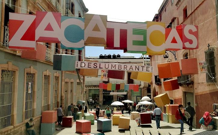 Zacatecas y el desorden Deslumbrante